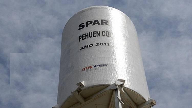 Pehuen Co: Se realizan pruebas en el tendido de agua corriente