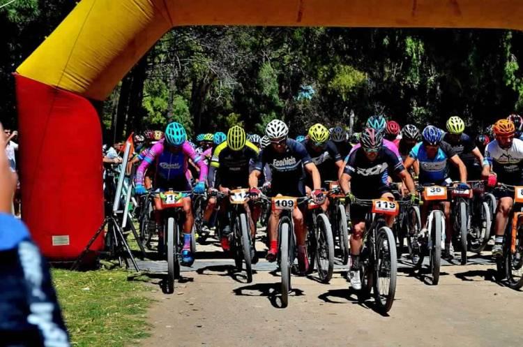 """Pehuen Co: Se corrió el """"1° Desafío mountain bike al Bosque Encantado"""""""