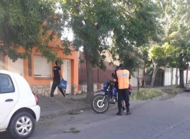 La Policia realizó un operativo de prevención