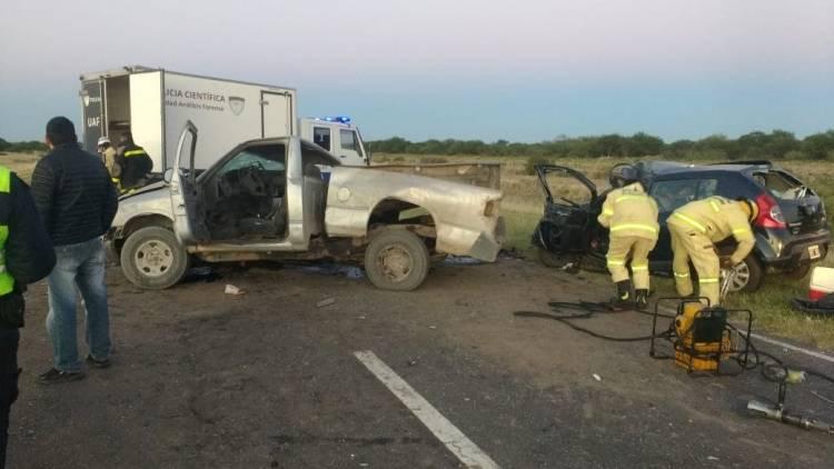 Ruta 22: Un Puntaltense involucrado en un accidente fatal de tránsito