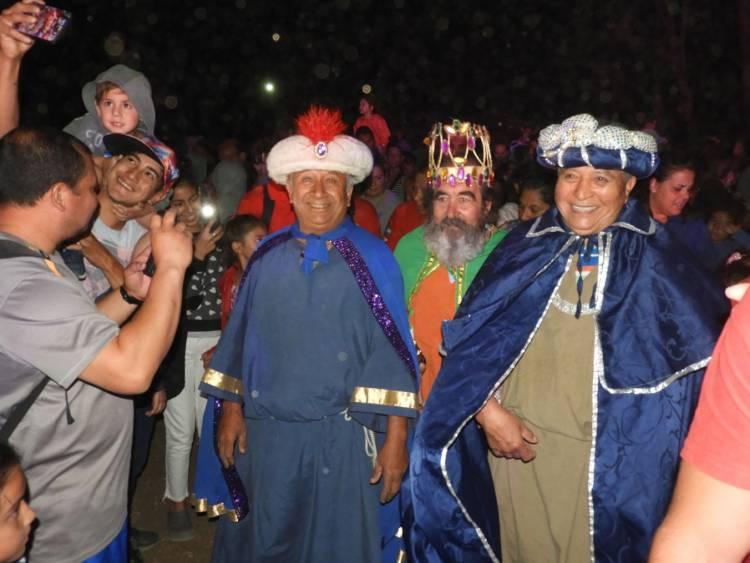 Pehuen Co: Hoy llegan los Reyes Magos a la Villa Balnearia