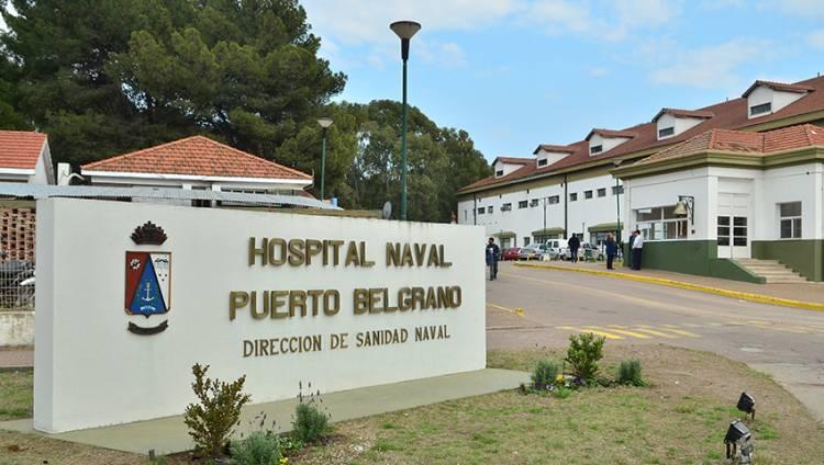 Llamado para cubrir guardias médicas en el Hospital Naval Puerto Belgrano