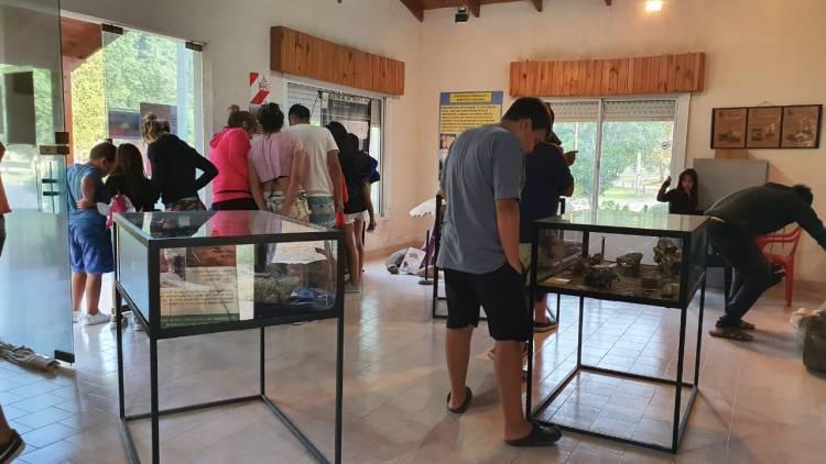 Pehuen Co: Ya podés visitar la Sala Paleontológica Florentino Ameghino