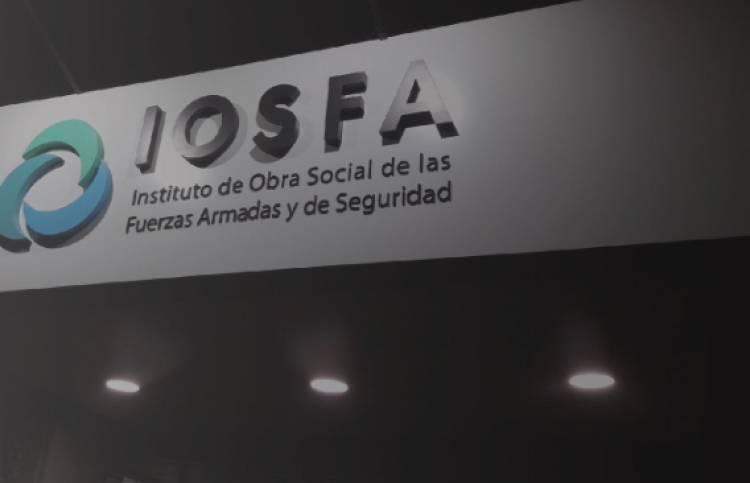 IOSFA: Afiliados hicieron reclamo por falta de algunos medicamentos