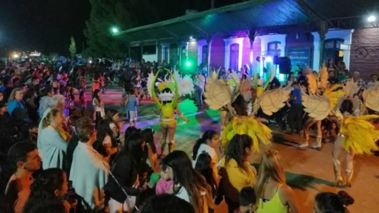 Más de 20mil personas asistieron a los Corsos en el nuevo escenario de Estación Soler