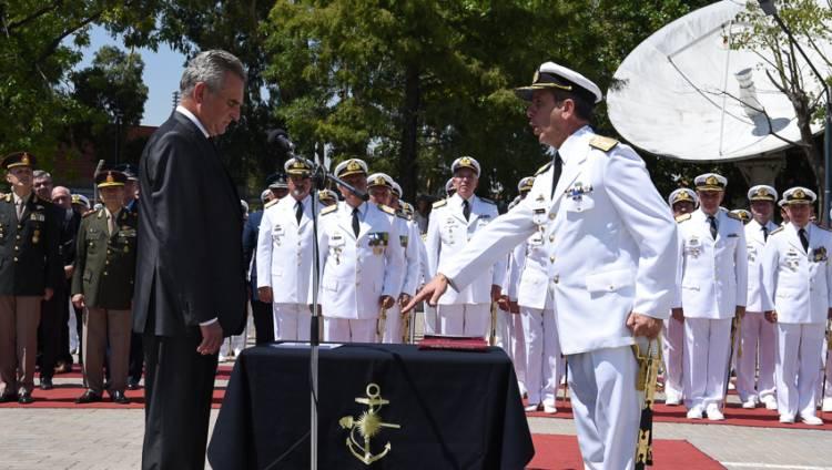 Buenos Aires: Asumió el nuevo Jefe del Estado Mayor General de la Armada