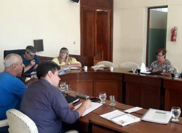 El director de Protección Ciudadana y Medio Ambiente respondió preguntas por incendios en Pehuen Co