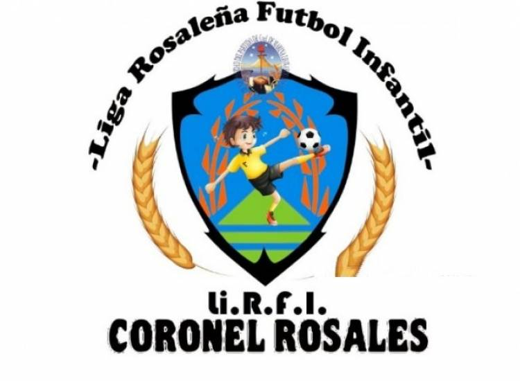 Se constituyó la Liga Rosaleña de Fútbol Infantil