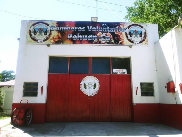 Pehuen Co: Bomberos Voluntarios dará una charla sobre prevención de incendios