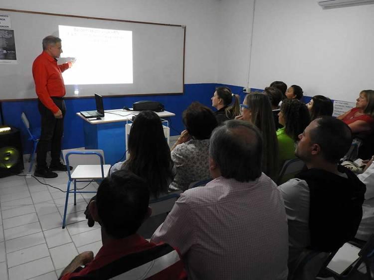 En el Hospital Eva Perón se realizó capacitación para profesionales sobre Coronavirus