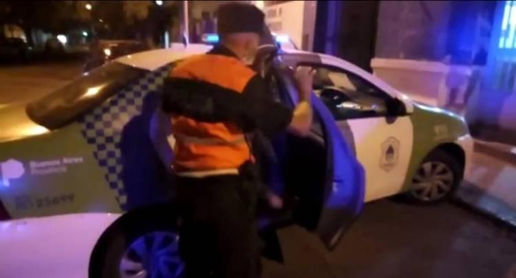 Hubo 25 detenidos por desobedecer la cuarentena obligatoria en nuestra ciudad