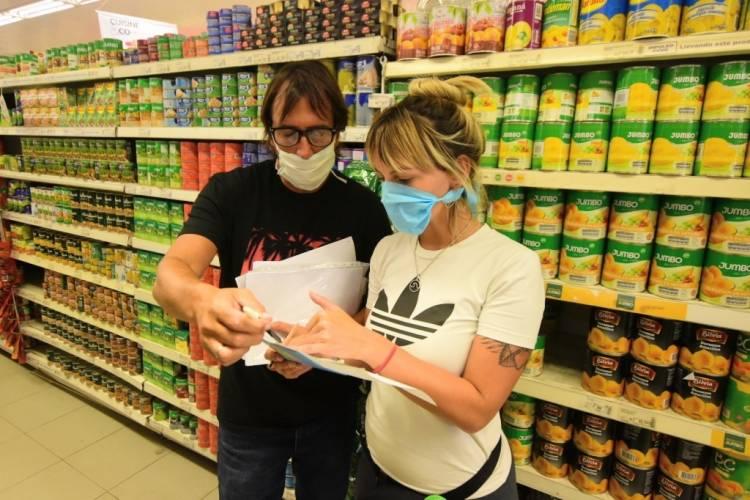 La OMIC sale a fiscalizar los precios máximos conforme a la emergencia sanitaria