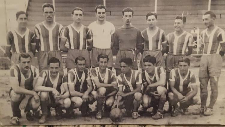 El Archivo Municipal difunde fotos cargadas de historia por el 100 aniversario del Club Rosario