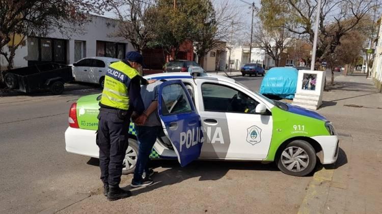 10 nuevos detenidos por no respetar la cuarentena obligatoria