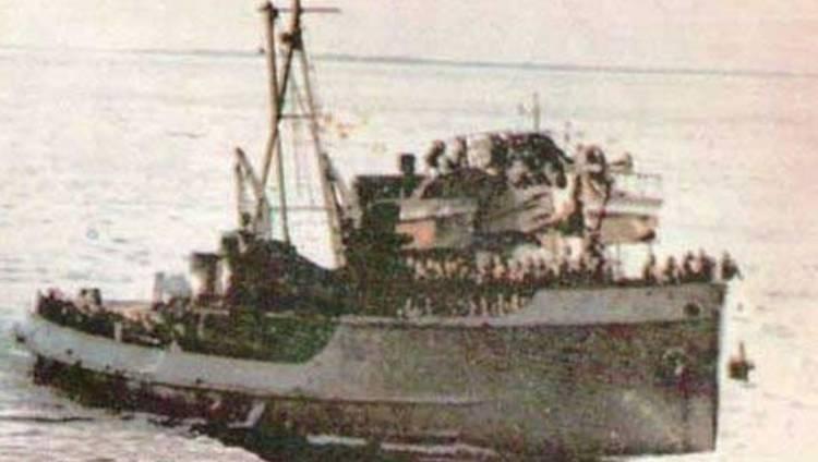"""Malvinas 1982: La epopeya del """"Sobral"""""""