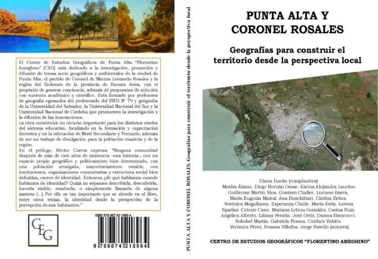 El Centro de Estudios Geográficos comparte su libro en formato digital