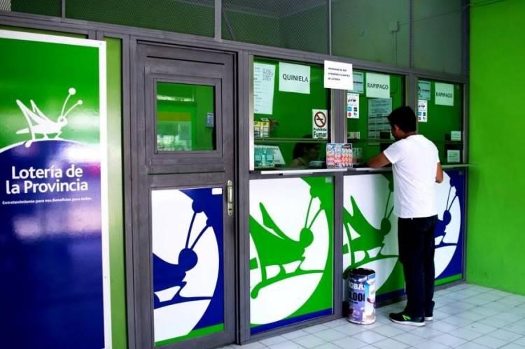 Lotería y Casinos habilitó la reapertura de las agencias en 78 distritos, pero Coronel Rosales deberá esperar