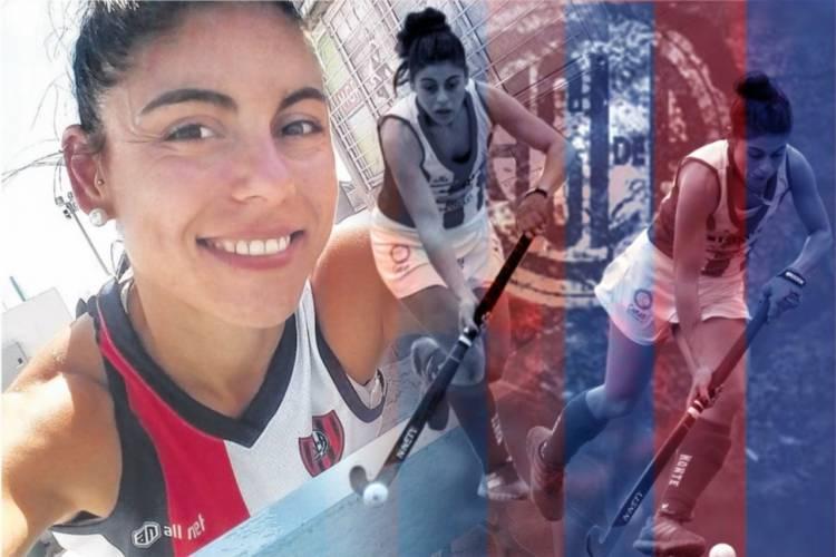"""Luciana Argüello: """"Pasé de no saber si volvería a jugar, a vivir del hockey"""""""