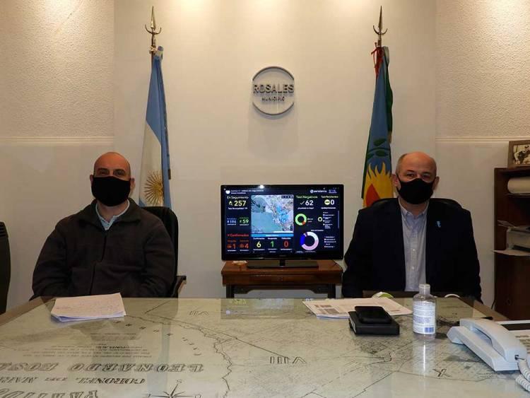 Provincia dispone el regreso de la Fase 4 en Coronel Rosales