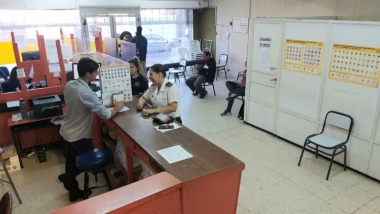 El Municipio entregará turnos online para la renovación de la licencia de conducir
