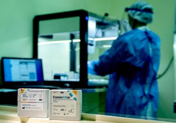 Orgullo regional y local: primer test tecnológico para el Covid-19, con asiento en Punta Alta