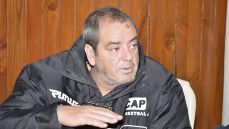 Juan Garayzar, es el Presidente de la Asociación de Básquet Punta Alta