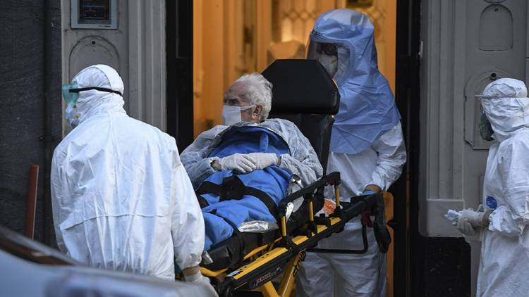 Suman 11.352 los fallecidos y 555.537 los contagiados desde el inicio de la pandemia