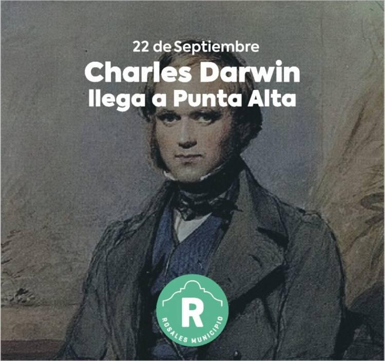 Se cumple el 188° aniversario de la llegada de Darwin a Punta Alta