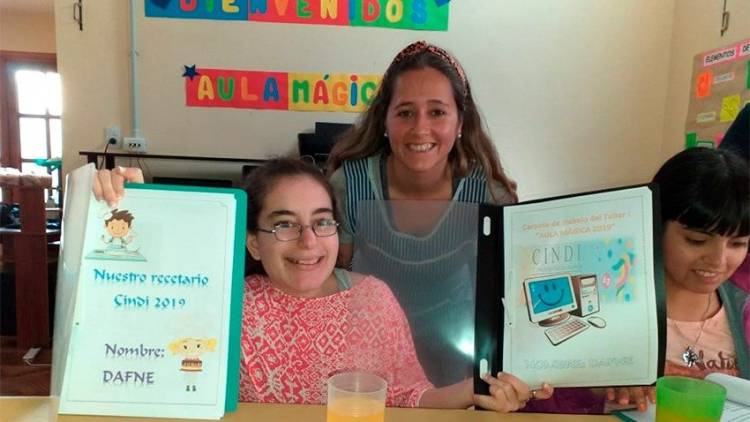 """La Escuela Especial Stella Maris participó de la Jornada """"Las Escuelas Hacen"""""""