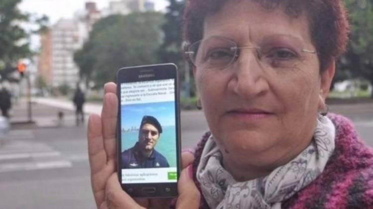 """ARA San Juan: """"No pienso perder las esperanzas de ver a los jefes presos"""""""