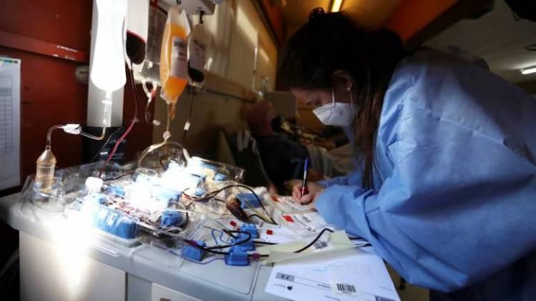 Informaron 16.447 nuevos casos de coronavirus en el país y el total asciende a 840.915