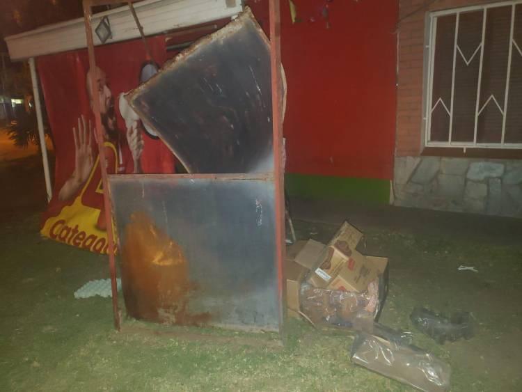 Un hombre fue aprehendido en Villa Arias