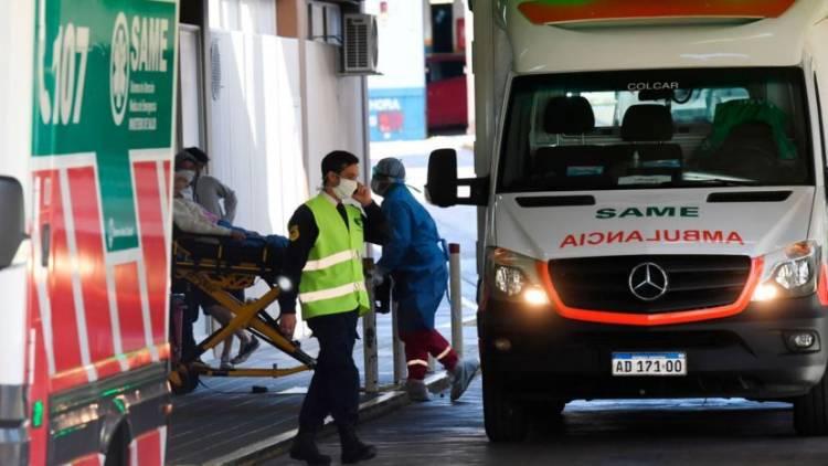 Murieron 112 personas por coronavirus y se sumaron 7.140 nuevos casos en todo el país