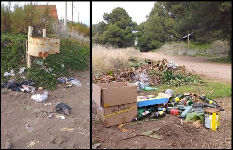 """Carta de la Sociedad de Fomento Amigos de Pehuen Co: """"Profunda crisis en la limpieza urbana"""""""