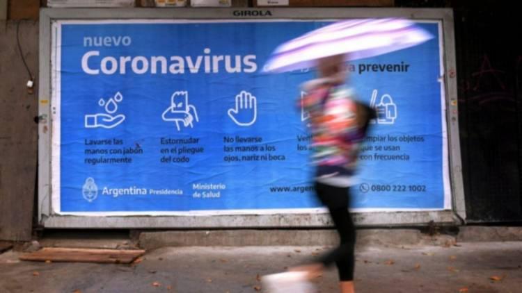 Este martes murieron 160 personas y 8.704 fueron diagnosticadas con COVID-19 en el país