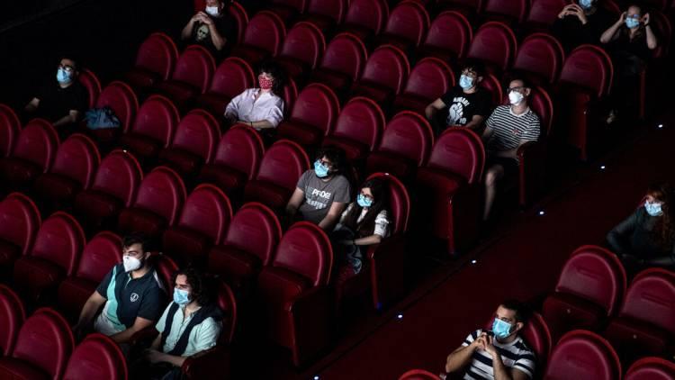 Se acuerda un protocolo para la reapertura de salas y complejos cinematográficos