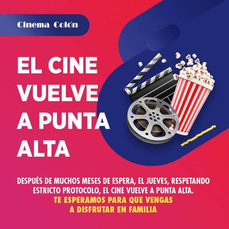 Cinema Colón reabre sus puertas este jueves en nuestra ciudad