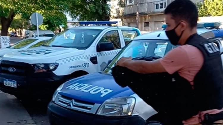 Detuvieron a un hombre por incumplir una restricción de acercamiento a su expareja