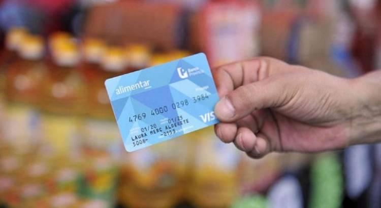 Así es el calendario para cobrar con el 50 por ciento de aumento de la Tarjeta Alimentar