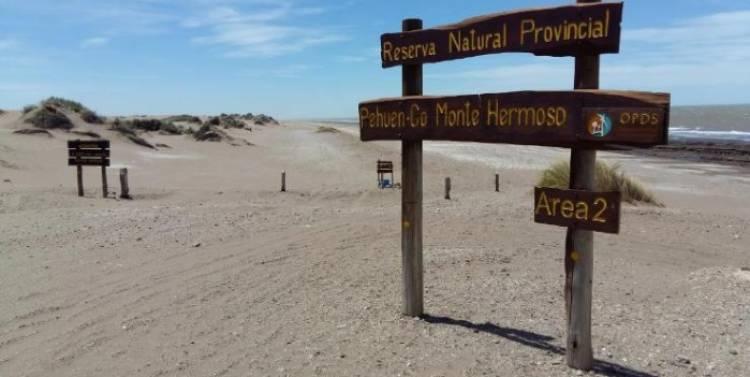 Fin de semana con visitas guiadas a la Reserva Natural Pehuen Co-Monte Hermoso