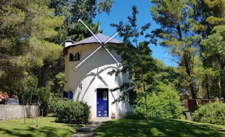Casa Molino, Pehuen Co