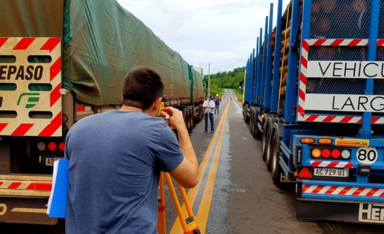 Ruta 3: por la prueba de bitrenes, mañana el tránsito estará cortado entre Bahía Blanca y Coronel Dorrego