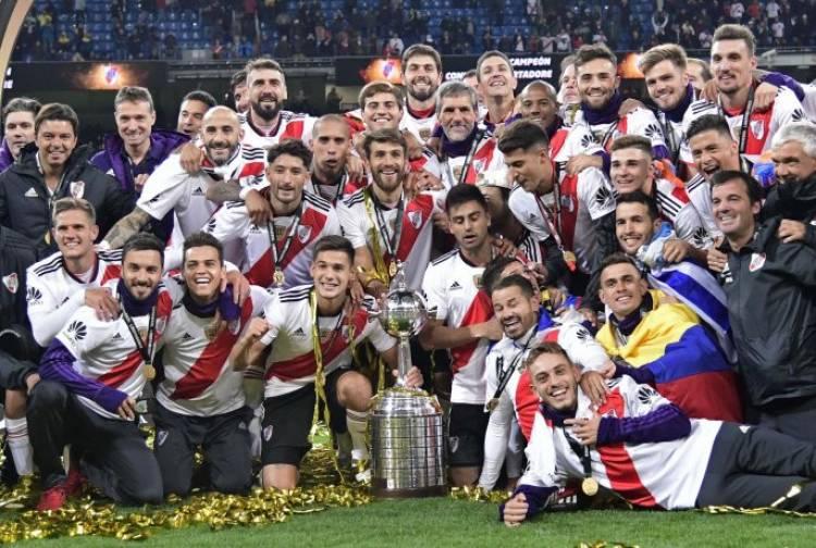 Llega la Copa Libertadores para engalanar la fiesta por los 20 años de la Filial