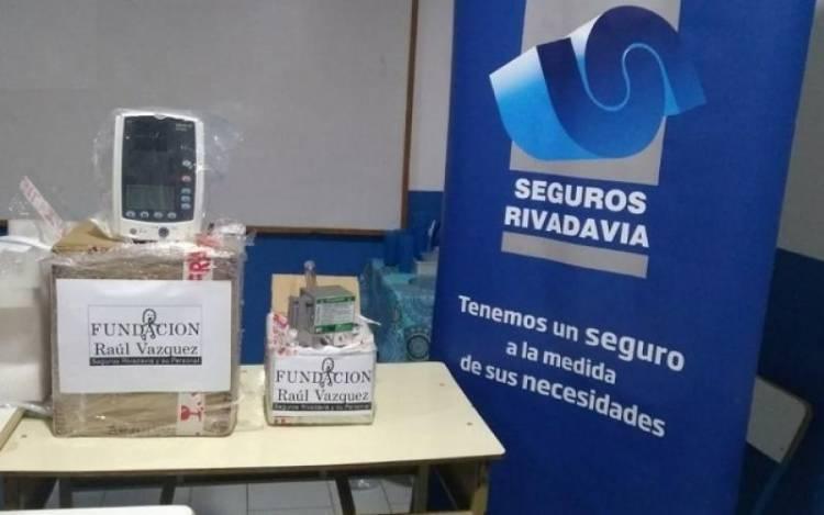 Seguros Rivadavia hará una importante donación al Hospital Penna