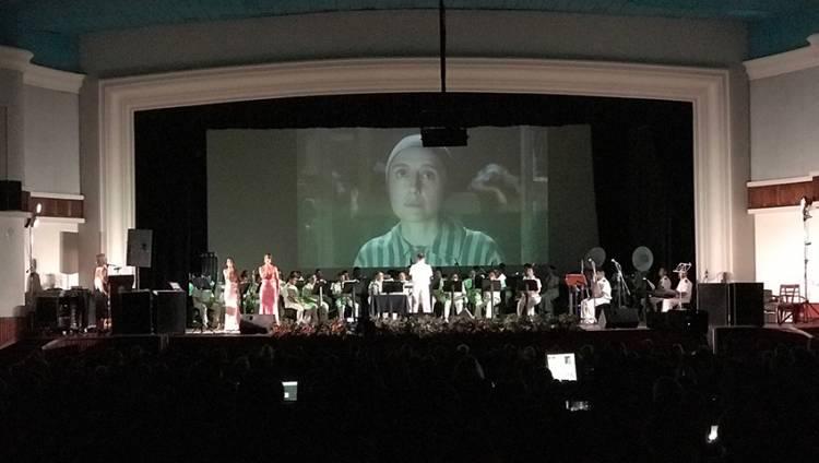 """Una genuina noche de película: """"Música y Cine en concierto"""""""