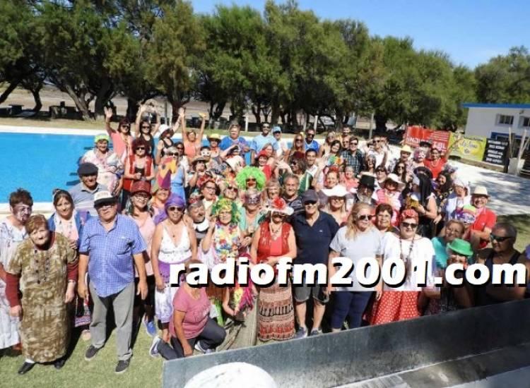 Se realizó el cierre de la Colonia de Adultos Mayores de PAMI 2020