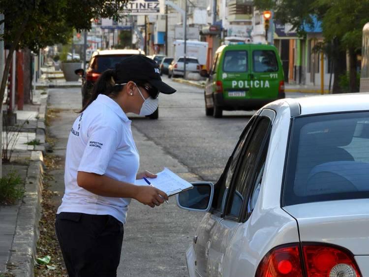 El Municipio continúa e intensifica los controles de tránsito