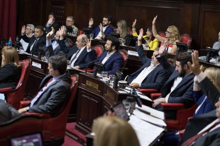 Senadores impulsan fondo solidario para ayudar a pagar sueldos  a pymes y monotributistas