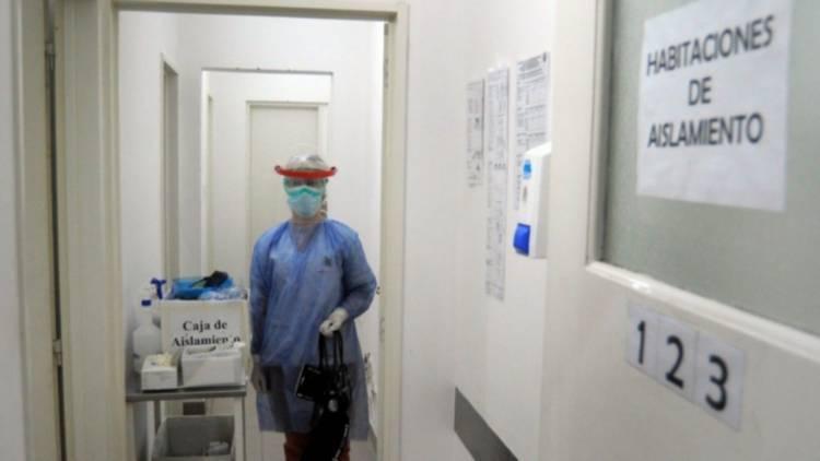 Argentina superó los 100.000 casos de coronavirus desde el comienzo de la pandemia