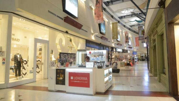 "Vuelve a abrir el Bahía Blanca Plaza Shopping, pero en ""modo galería"""